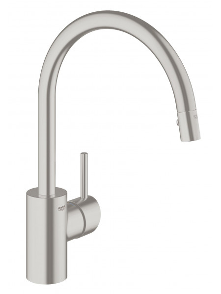 Grohe Concetto суперсталь