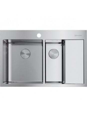 Кухонная мойка Omoikiri AKISAME 78-2 IN-L