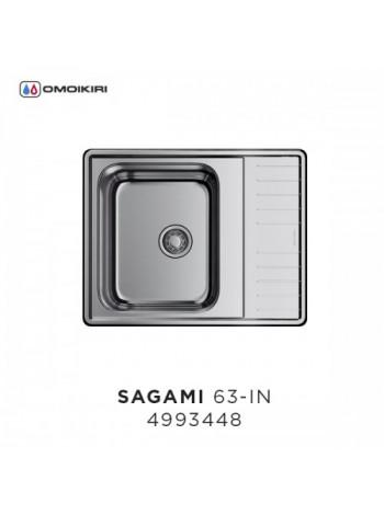 Кухонная мойка Omoikiri SAGAMI 63 IN